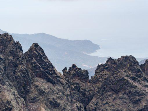 Monte Cintu Korsika