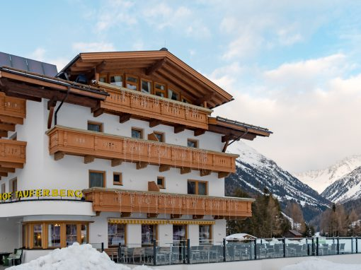 Tauferberg Ski und Loipen