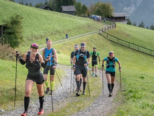 Gore-Tex Transalpine Run 2018