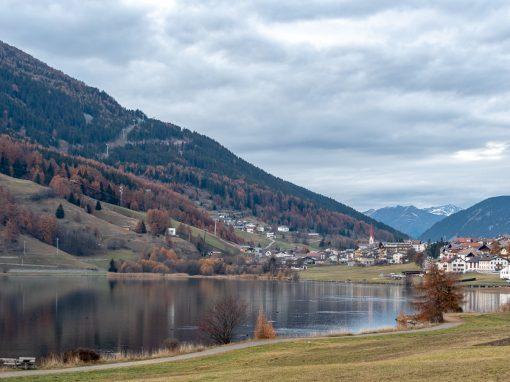 Tirol Splitter | Haidersee und Reschensee