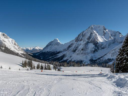 Tirol Splitter | Bilder Skitag Ehrwald