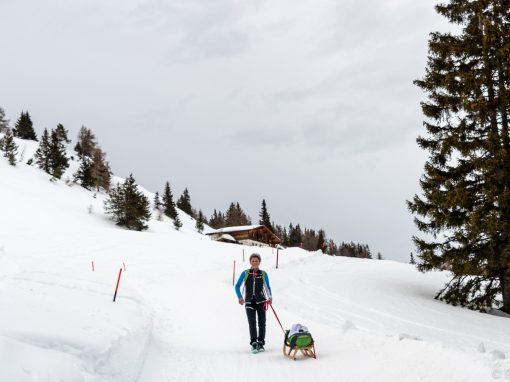 Tirol Splitter | Simmeringalm Rodeltag