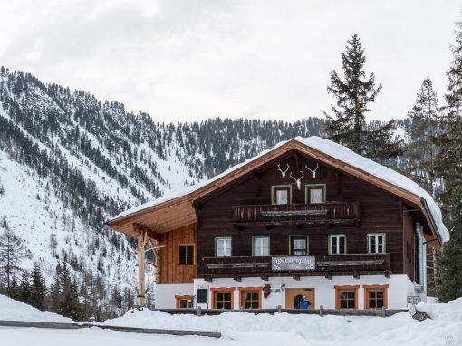 Tirol Splitter | Wurzbergalm RODELN