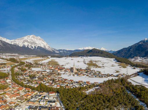Tirol Splitter | Frühling am Mieminger Plateau