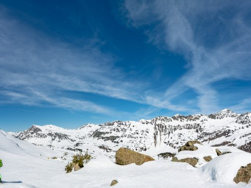 Tirol Splitter | Skitag in Galtür