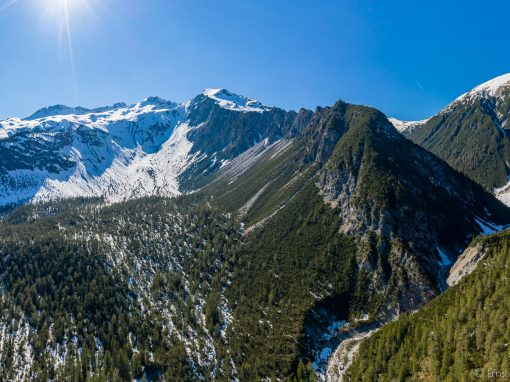 Tirol Splitter | Mountainbike Nassereith Fernpass