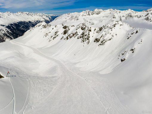 Tirol Splitter | Skitag in Hochgurgl