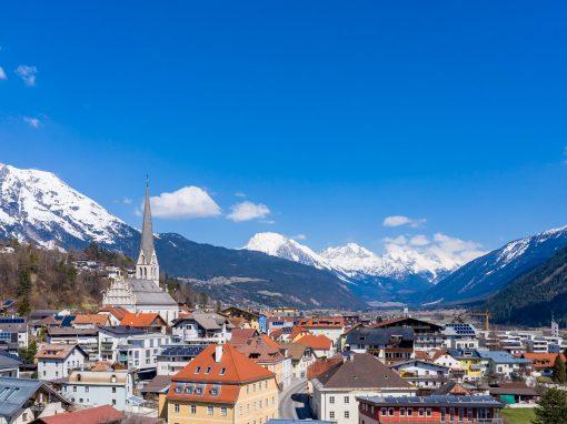 Tirol Splitter | Imst vom Scheibenbühel