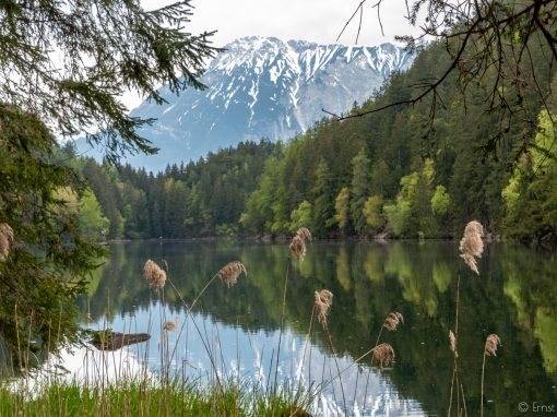 Tirol Splitter | Abend am Piburger See