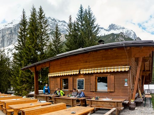 Tirol Splitter | Radtour Neue Alplhütte
