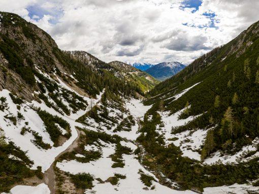 Tirol Splitter | Radtour zum Lehnberghaus