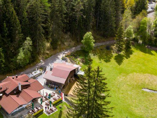 Tirol Splitter | Durchs Gurgltal nach Karrösten