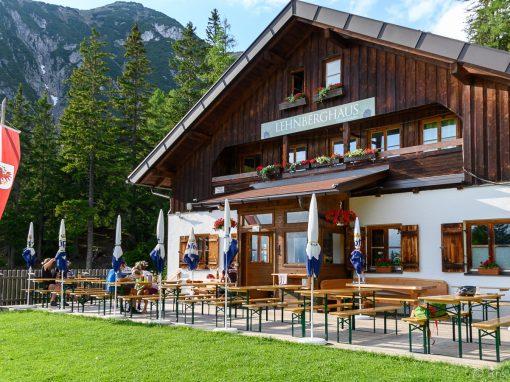 Tirol Splitter | Lehnberghaus