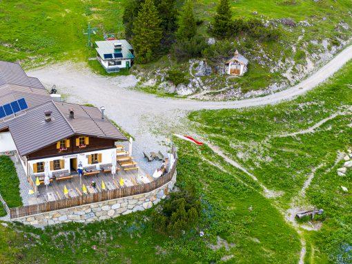 Tirol Splitter | Marienberg Alm