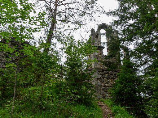 Tirol Splitter | Regentag am Fernsteinsee