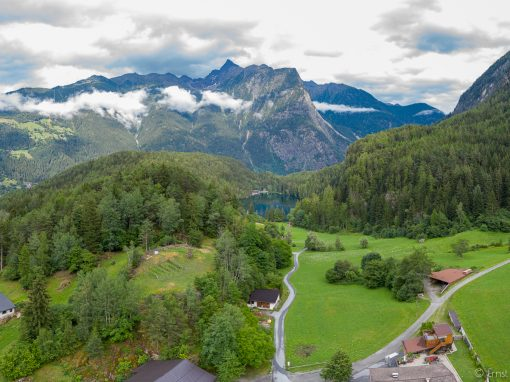 Tirol Splitter | Nebeltag im Ötztal