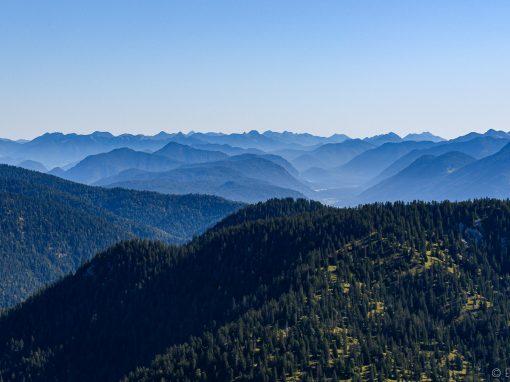 Zugspitzgebiet | Panorama