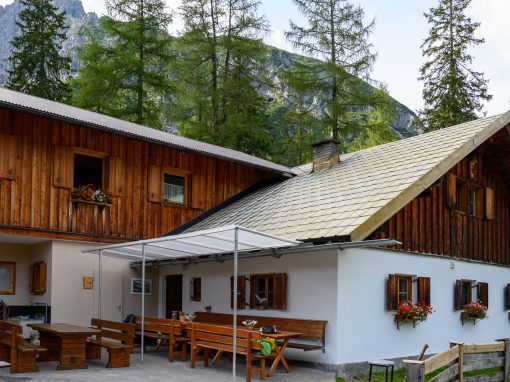 Tirol Splitter | Tarreton-Alm