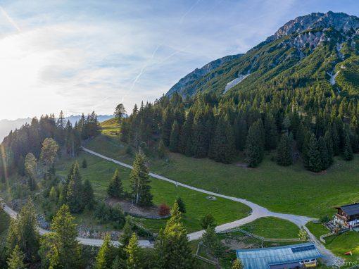 Tirol Splitter | Radtour Karrer Alm