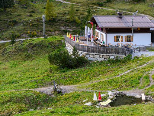 Tirol Splitter | Radtour Marienberg Alm