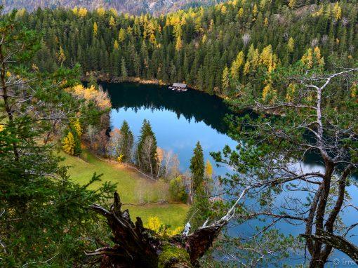 Tirol Splitter | Niederthai und Piburger See