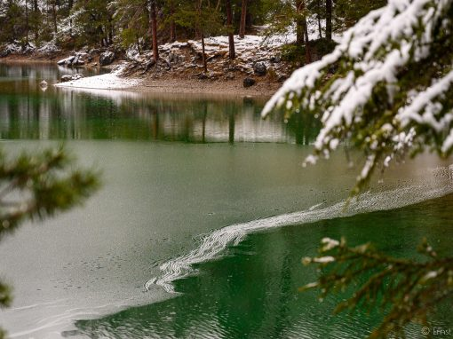 Tirol Splitter | Weihnachtsspaziergang am Blindsee