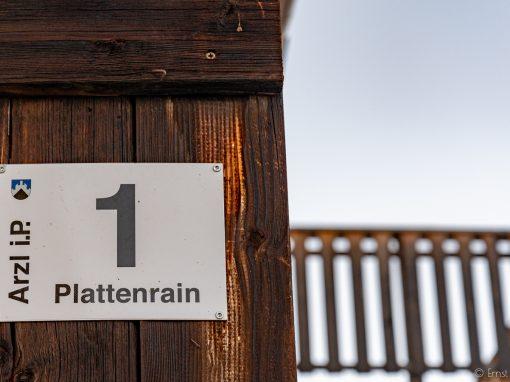 Tirol Splitter 11.03.2020 | Plattenrain