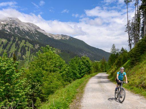 Tirol Splitter 06.05.2020 | MTB von Lermoos zur Gartner Alm