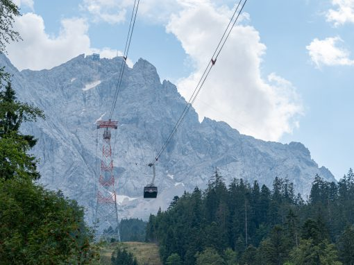 Tirol Splitter 12.08.2020 | MTB von Ehrwald um den Eibsee
