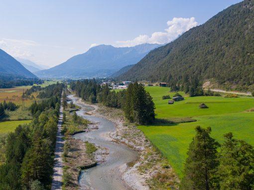 Tirol Splitter 17.09.2020 | MTB-Tour Gurgltal – Gelungene Renaturierung
