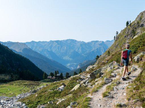 Tirol Splitter 13.09.2020 | MTB-Tour und Bergwanderung zum Hohenzollernhaus