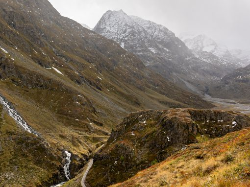 Tirol Splitter 04.10.2020 | Amberger Hütte