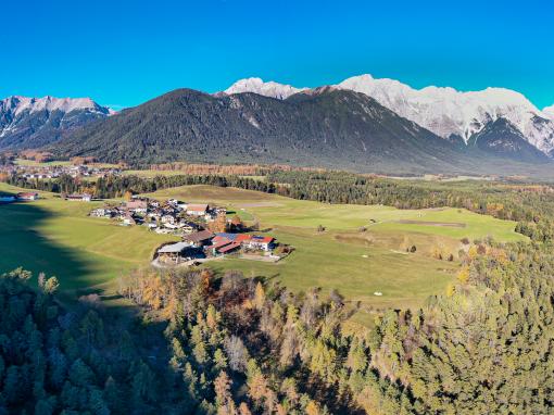 Tirol Splitter 14.11.2020 | Radtour um den Tschirgant