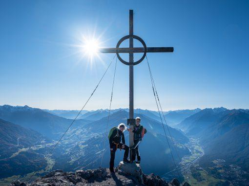 Tirol Splitter 07.11.2020 | Tschirgant Bergrundtour