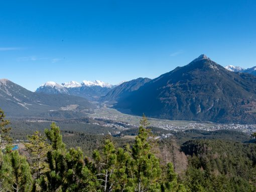Tirol Splitter 22.11.2020 | Bergtour zum Laggers