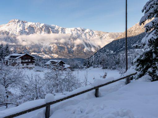 Tirol Splitter 10.12.2020 | Winter am Piburger See