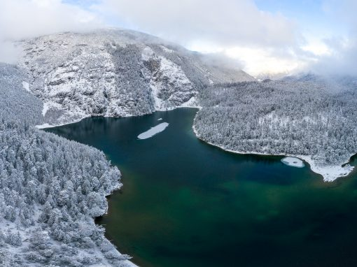 Tirol Splitter 07.12.2020 | Vorwinter am Blindsee