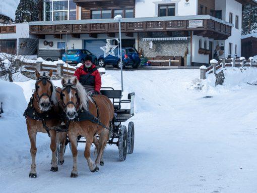 Tirol Splitter 19.01.2021 | Loipen in Niederthai