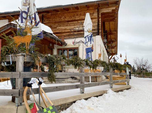 Tirol Splitter 06.01.2021 | Rodeln Simmering / Ausrufen 2013