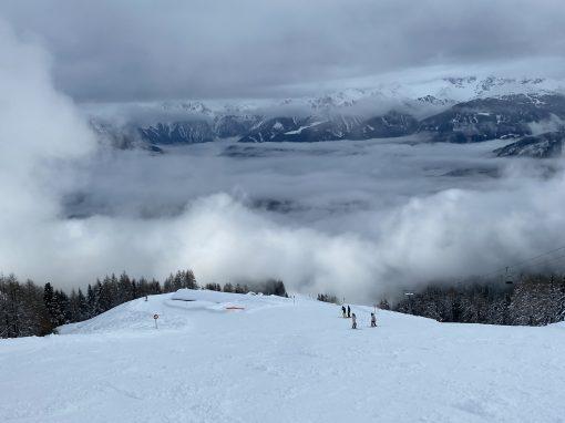 Tirol Splitter 31.01.2021 | Pisten Skitour in Imst