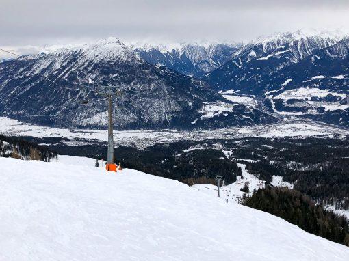 Tirol Splitter 23.01.2021 | Pisten Skitour in Imst