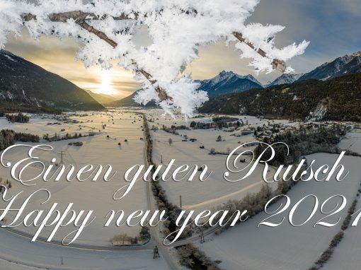 Tirol Splitter 31.12.2020 | Einen GUTEN RUTSCH