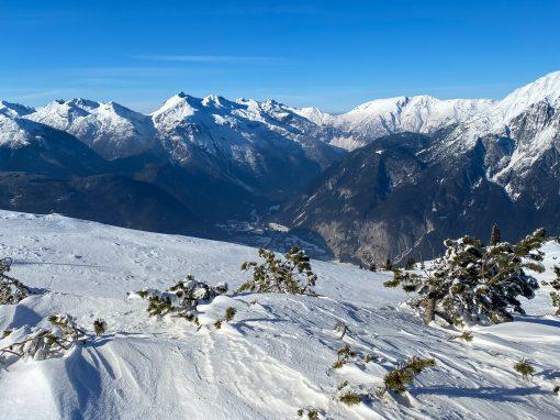 Tirol Splitter 12.02.2021 | Klettergebiet Nassereith und am Simmering