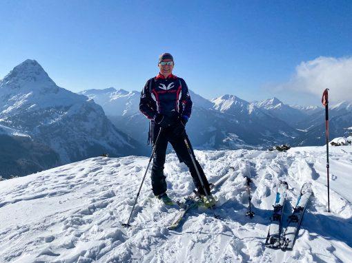 Tirol Splitter 13.02.2021 | Sonnige Pistenskitour in Ehrwald