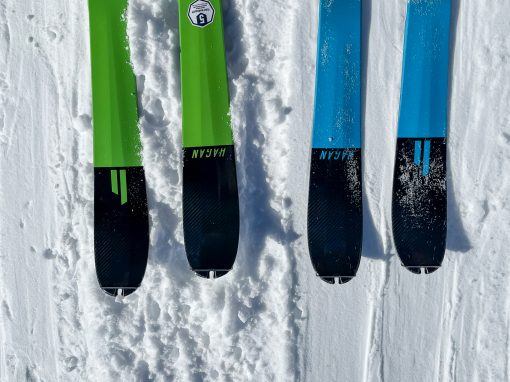 Tirol Splitter 14.02.2021 | Sonnige Pistenskitour in Jerzens / Hochzeiger