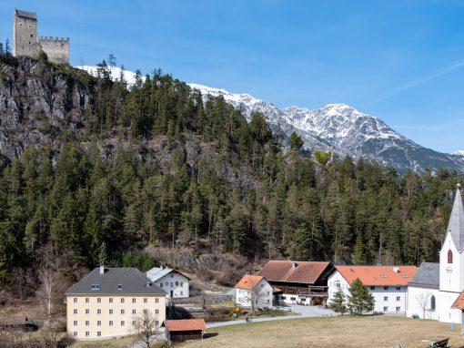 Tirol Splitter 28.03.2021 | In zwei Welten / Ski- und Radtour