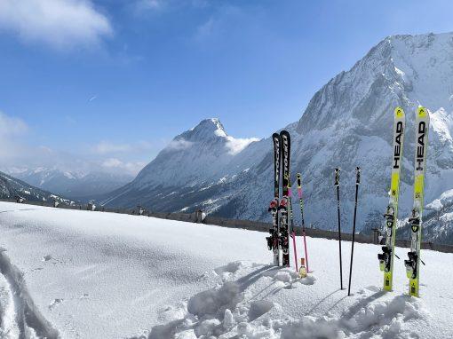 Tirol Splitter 06.03.2021 | Skitag in Ehrwald