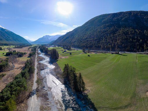 Tirol Splitter 24.04.2021 | Radtour rund um den Tschirgant