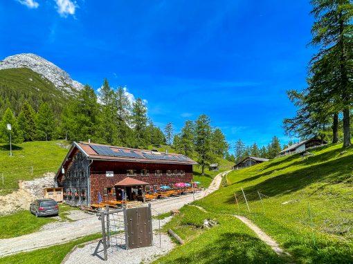 Tirol Splitter 16.06.2021 | Radtour von Zirl zur Neuen Magdeburger Hütte