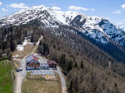 Tirol Splitter 01.06.2021 | Venetalm | Radtour von Arzl über Hochasten | etwa 28 km, 1250 hm